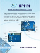 Specialize PCB manufacture in China ,supply wifi router pcb with rohs