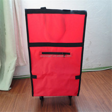new style foldable family travel trolley luggage shopping bag