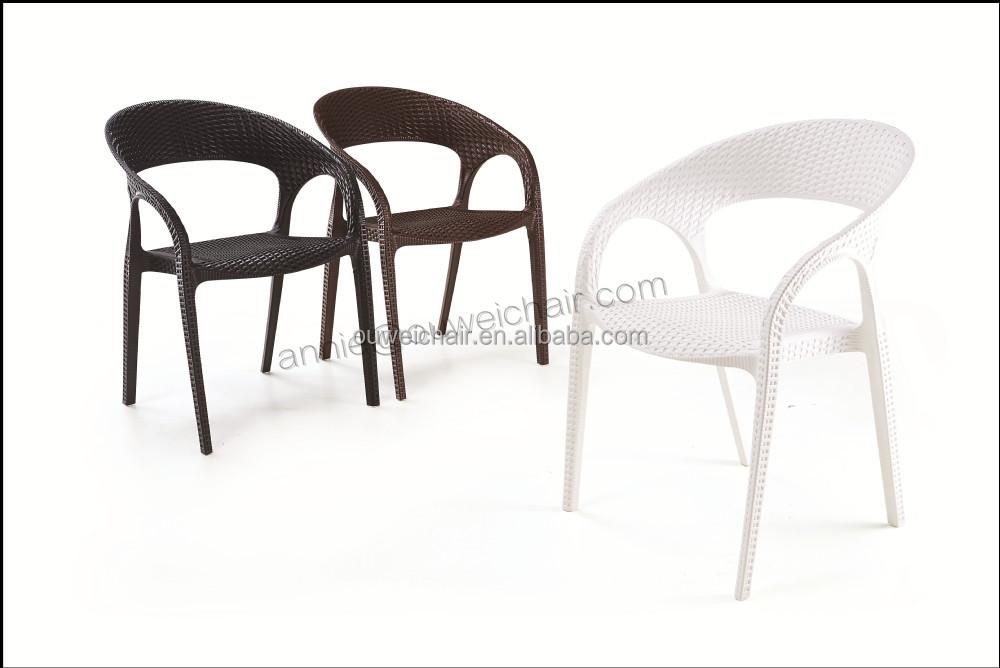 Gartenmöbel/Kunststoff rattansessel/weiß-Kunststoffmöbel Set-Produkt ...