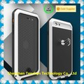 gorilla de metal ip68 resistente al agua caso para el iphone 6, para el iphone 6 caso a prueba de agua