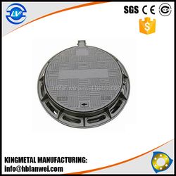 Manhole Cover with metal chain
