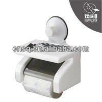 eco-friendly white plastic fashion tissue holder