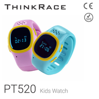 Thinkrace PT520 model Real-time GPS locating for kids global gps tracking device