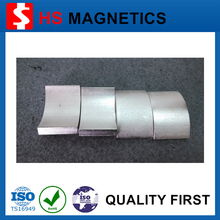 China Magnet Manufacture Cheap Neodymium Arc Magnets Prices