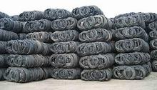 Scrap Rubber tyre / tire Bales, Rubber Crumb, Available to export PAS108