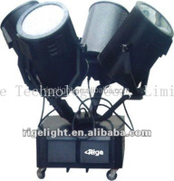 3kw Four Heads building outdoor high power sky Searchlight