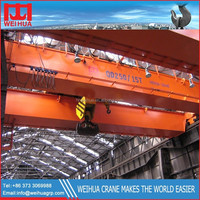 5 ~200 ton overhead traveling crane for workshop using