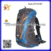 50L high quanlity 600D backpack for hiking backpack zoyee