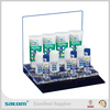 2015 brand promotion pmma cosmetic display rack skin care products display stand