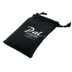 quality product brand names custom printed velvet gift pouch