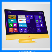 Ultra thin computer monitor Wide view angle Aluminum frame 21.5 23.6inch 1920*1080P 14mm