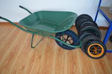 high quanlity wheel barrow tyre 480/400-8 wb6400
