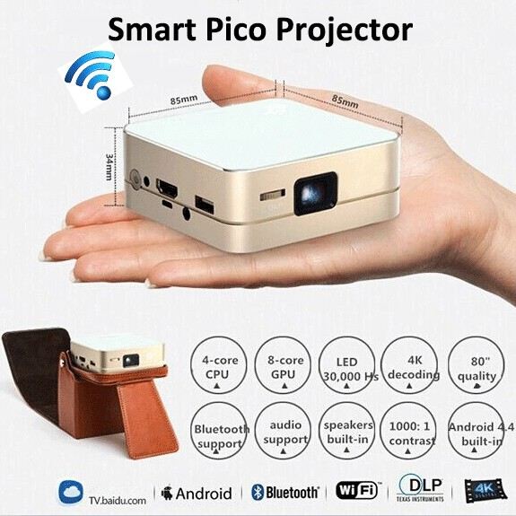 China factory wireless pico projector with fashinable for Buy pico projector