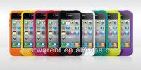 For iPhone5 Silicon Case ,mobile silicon rubber case cover