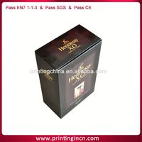 paper box for bottle beer/wine carriers box