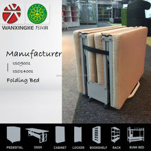 2015 hot sale space saving folding bed/workstation/partition/ikea office furniture