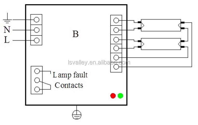 t5 uv lamp electronic ballast oem