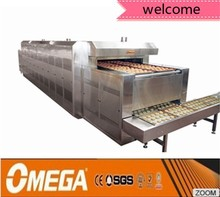 OMEGA used gas pizza oven/bakery gas oven/oven gas(CE,manufacturer)
