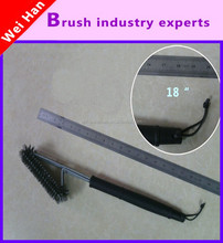 Stainless steel surface cleaning brush brush/iron rust removal