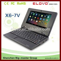 Cheap Notebook Computer 7 inch 8GB Bulk laptops For Sale