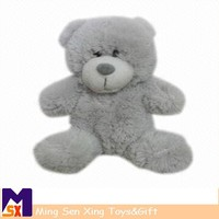 Custom wholesale handmade baby kids stuffed animal toy stuffed teddy bear