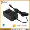 EN60335 EN60950 standard USAPlug In 12V 18W 1.5A power adapter CE certification