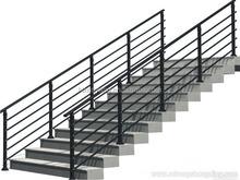 Anping Outdoor metal stair railing