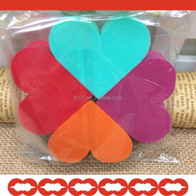 Latex-free flower shaped Sponge makeup tool for cosmetic tool