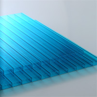 XINHAI low price clear Sun sheet , Polycarbonate sheet , PC hollow sheet