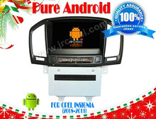 Pure android 4.4 car dvd player special For OPEL INSIGNIA RDS ,GPS,WIFI,3G,support OBD,support TPMS