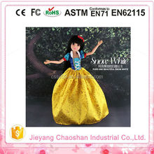2015 Hotsale Toy Doll Fashional Dresses Online Doll Dress-up Girl Games Silicone Baby Doll For Sale