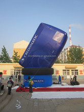 customized new style printed led inflatable advertising,inflatable model