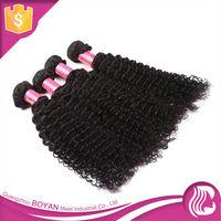Large Stock Candy Curl Human Weaving ,Cheap Brazilian Human Hair Weaving