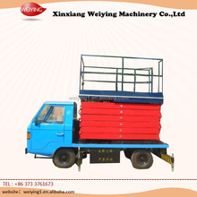 High Quality Truck Mounted Weight Lifting Platform