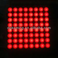 3mm led dot matrix display common anode