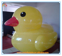 New design funny inflatable yellow rubber duck,swimming rubber duck,inflatable rubber duck for sale