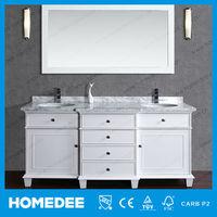 HOMEDEE Modern Bathroom Vanity Base Cabinet