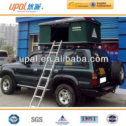 2015 new design luxury outdoor family camping self-driving hard shell auto roof top tent 4x4 roof tent roof top tent