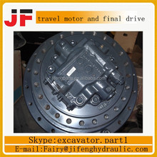China supplier PC300-7 travel motor assy, reduction gear box, final drive 708-8H-00320/207-27-00371/207-27-00410