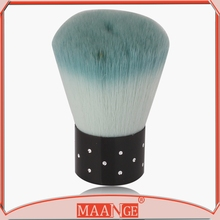 MAANGE New style top quality nail brush colorful nail dust brush for removing dust