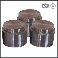 China precision customized titanium forging spare parts