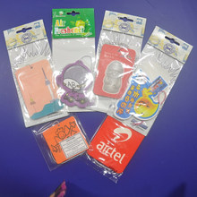 Chinese manufactures custom paper air freshener for car