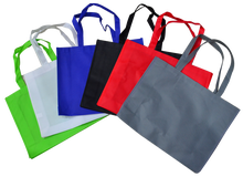 Eco friendly shopping tote bag, shopping bag non woven OEM production