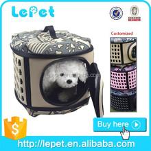 Lightweight dog purse carrier/large dog carrier/designer dog carriers