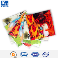Digital Print Microfiber Cleaning Cloth With Package