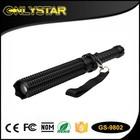 Onlystar GS-9802 tático de emergência polícia militar de segurança auto defesa lanterna