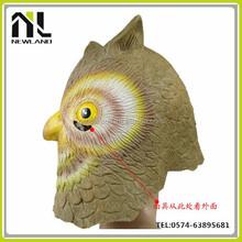 Hot selling full head realistic latex face mask