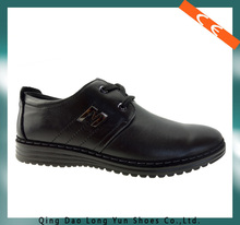 PU sole office casual shoes and breathable safety footwear