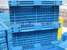 plastic pallet plastic pallet is easily handled plastic tray relieving the strain on the personnel