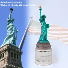 2015 Statue of liberty wireless speaker American souvenirs
